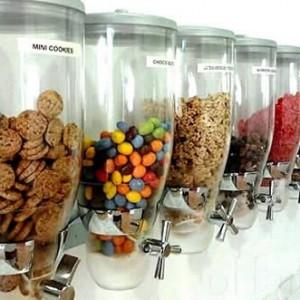 dulces - servicios
